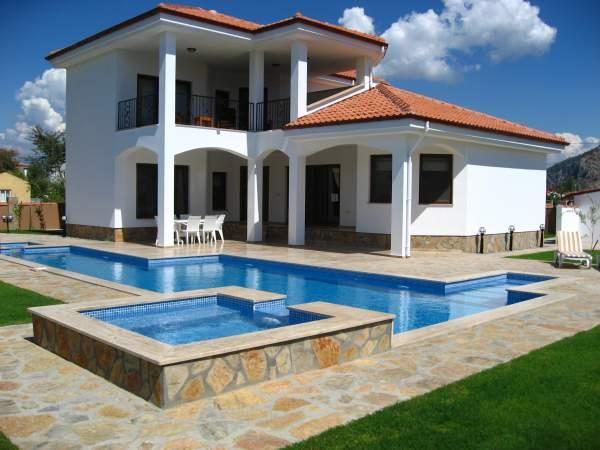 Luxurious villa for rent in Dalyan.  Rent direct from the owner.