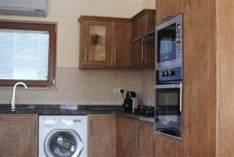 Our Dalyan villa has a great kitchen with beautiful granite worktops.